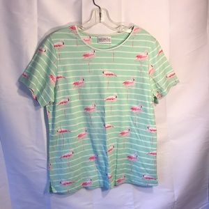 Catalog Favorites Flamingo T-Shirt M